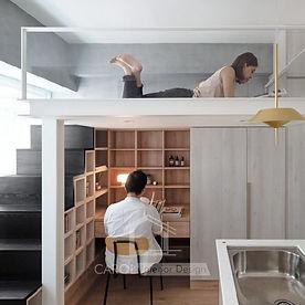 書房設計, 書房裝修 -09