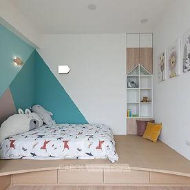 兒童房設計, 兒童房改造 -09