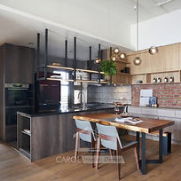 家居設計, 家居設計風格 - 工業風格04