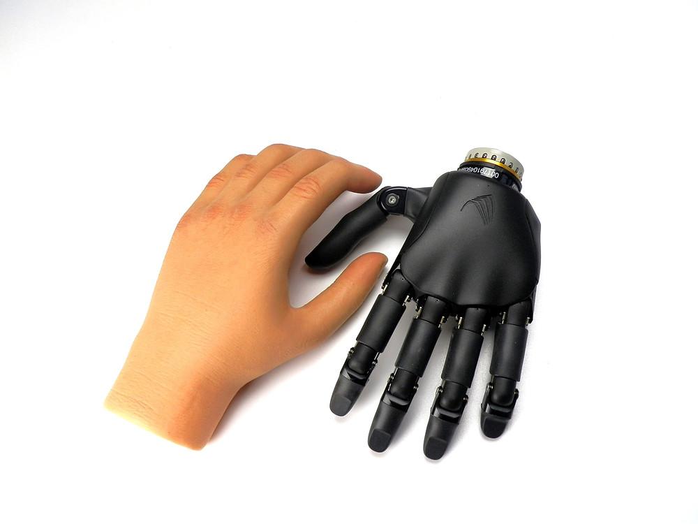 prothèse bionique intelligente