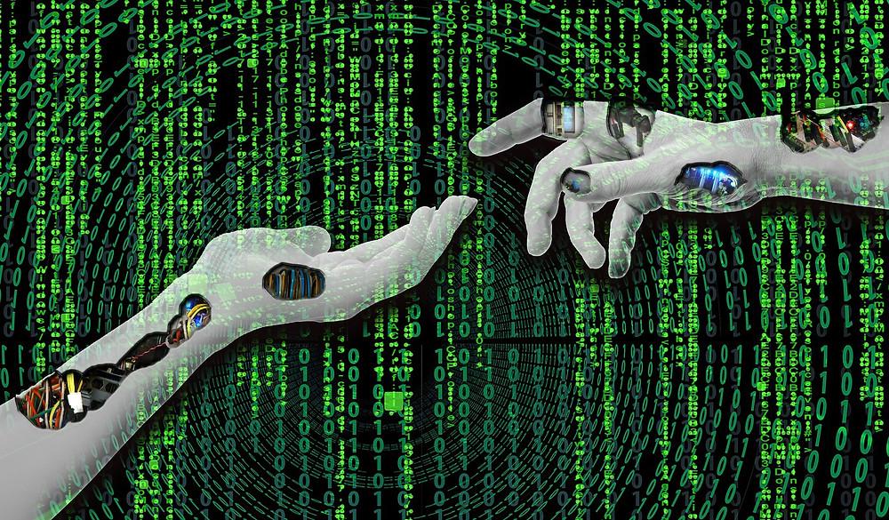 intelligence artificielle et prothese