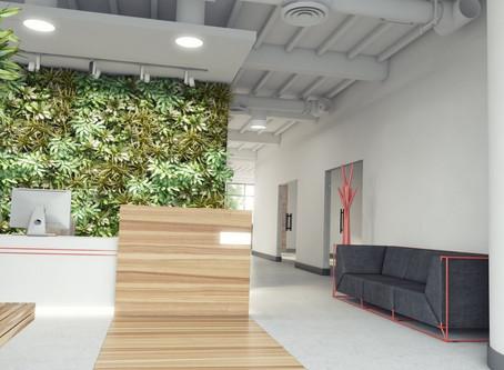 8 réflexions pour la conception de votre réception de bureau