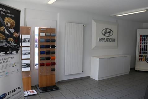 Bahnhof Garage Schüpfen AG