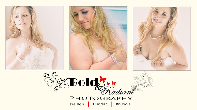 New Session Spot Light! ... Bridal Boudoir