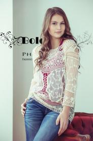 Bold and Radiant Fashion