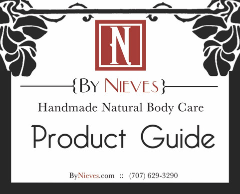 By Nieves Product Guide