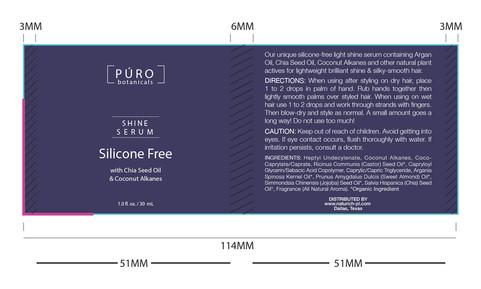 PURO Shine Serum
