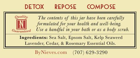 Bath Salt Back
