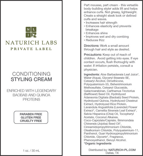 Naturich Styling Cream