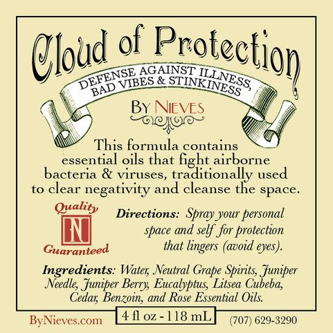 Cloud of Protection