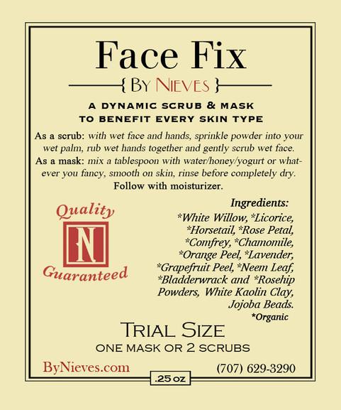 Face Fix Trial