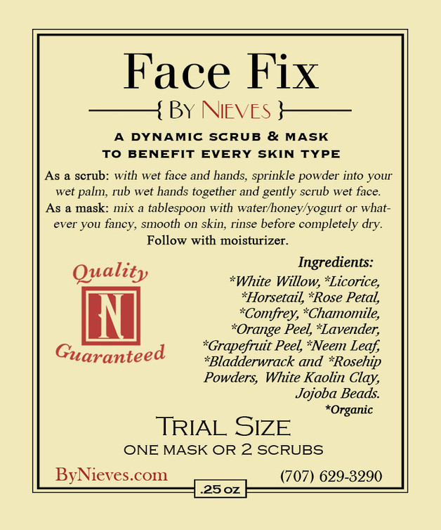 Face Fix Trial