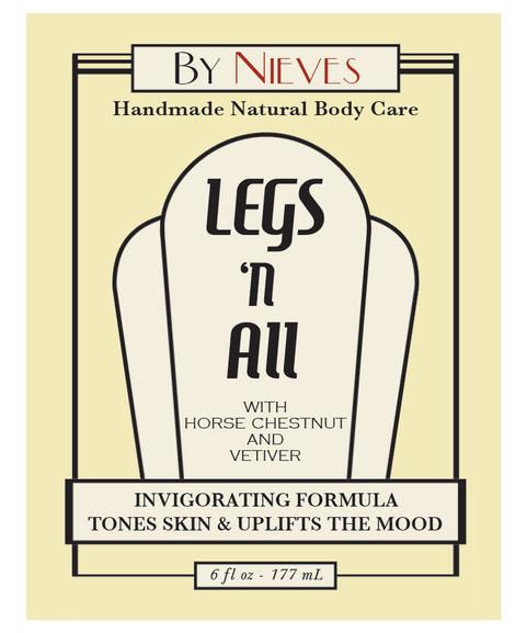 Legs 6 oz Front