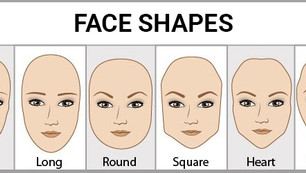 Which brow shape suits your face shape?