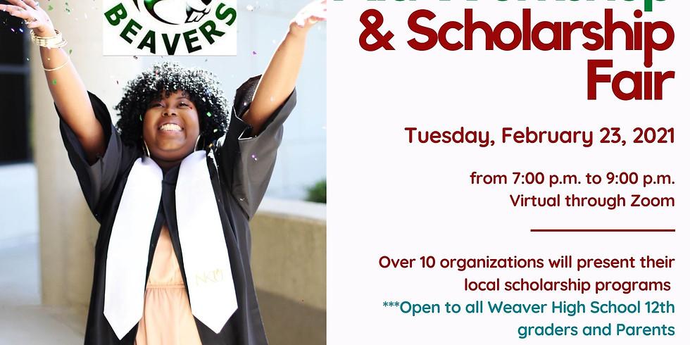 Weaver High School Scholarship & FAFSA Event
