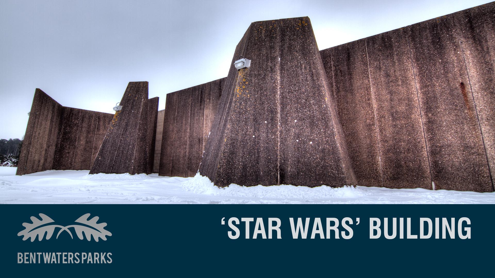 'STAR WARS' BUILDING
