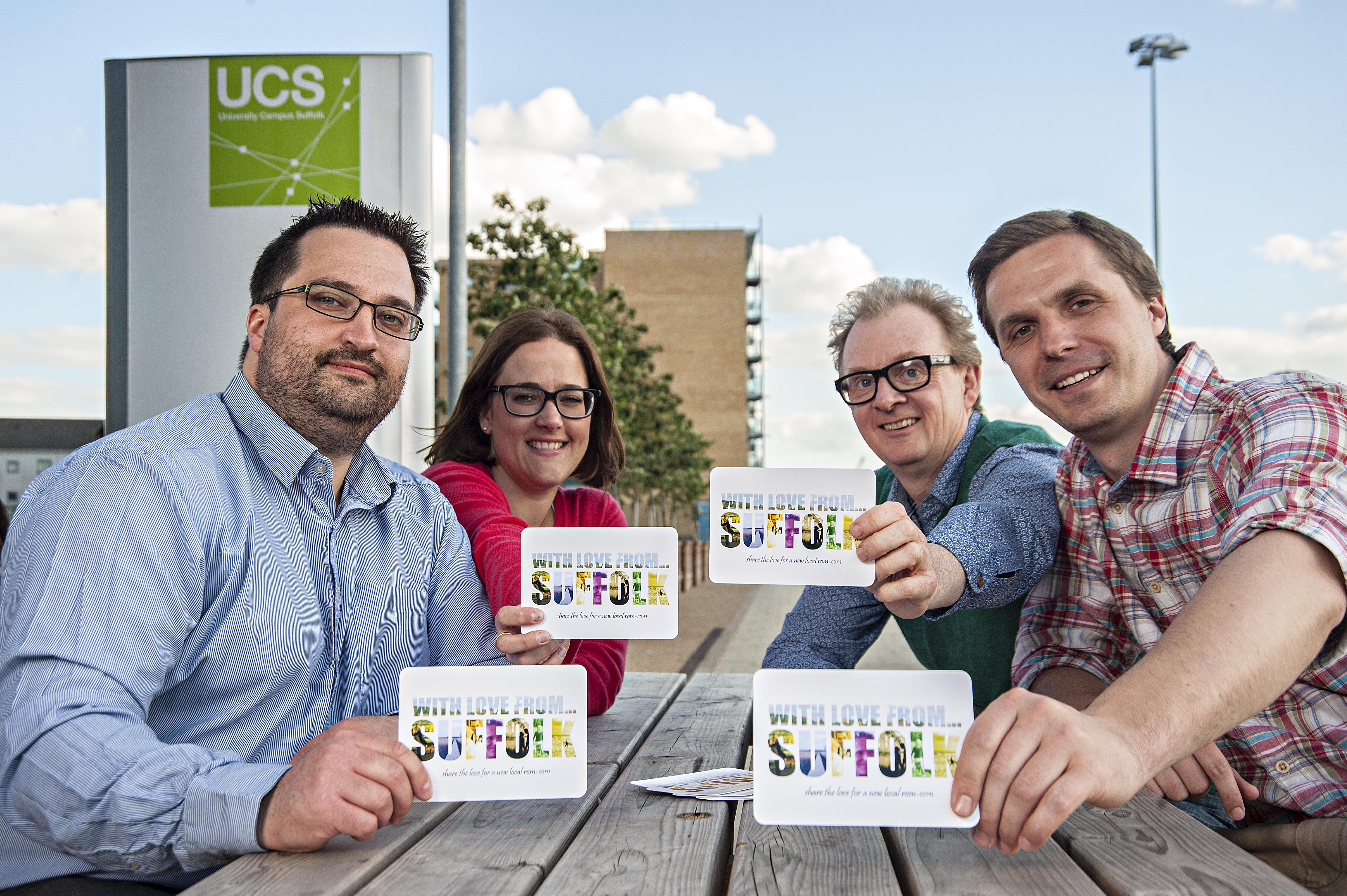 Film Suffolk Team