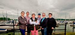 'Knots' film team