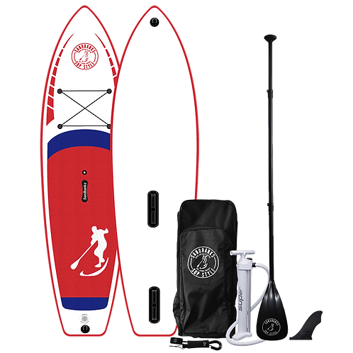 WindSUP Red 10'6'' x 32'' x 6''