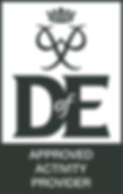 AAP LOGO DofE Gunmetal .JPG