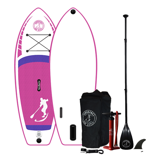 Splash Pink 8'6'' x 32'' x 4.7''