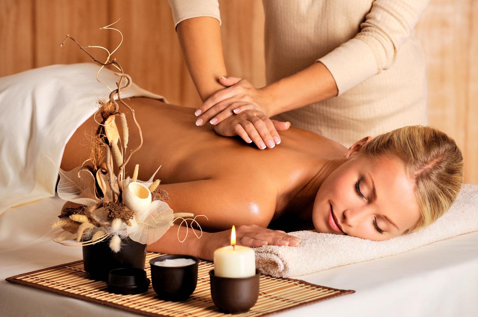 60 min Body Massage
