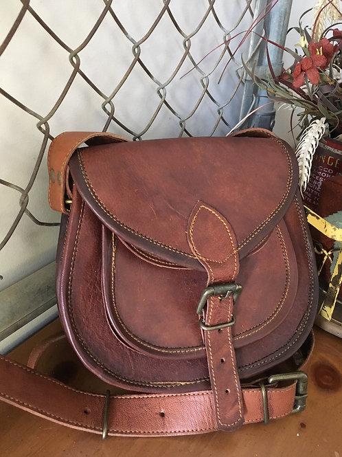 Jamie's Leather Purse
