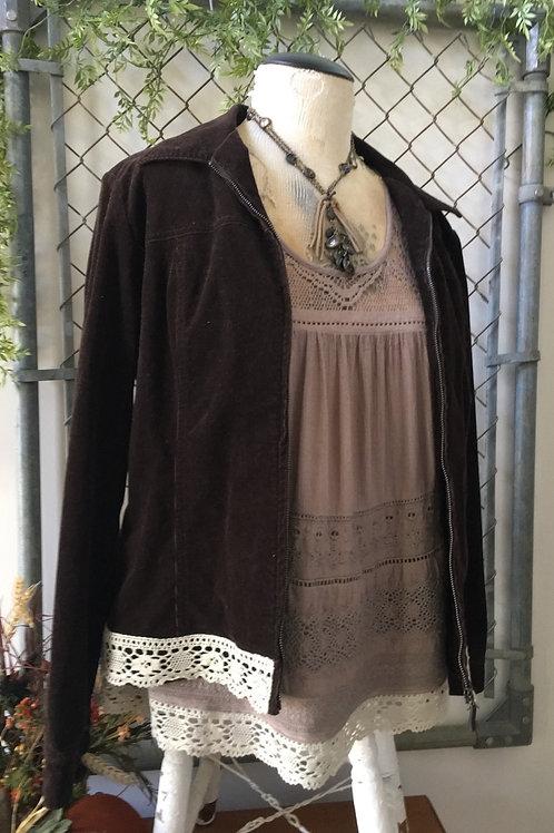 Carina's Cord Jacket