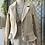 Thumbnail: Antique Denim Jacket with Lace
