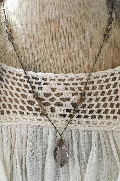 Gypsy Stone Necklace