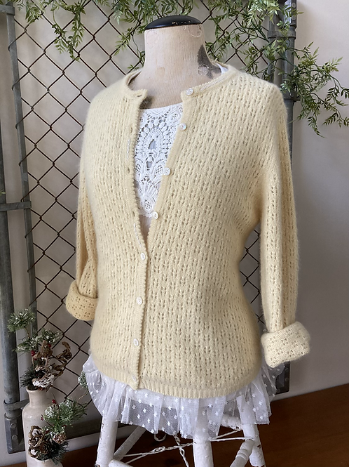 Mary's Wool Cardigan