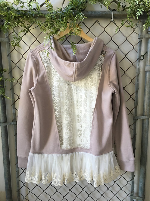 lacey hoodie
