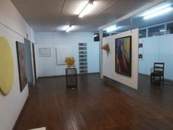 Tribute installation view