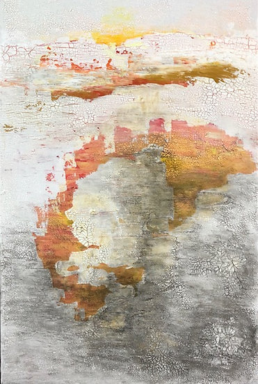 Rosa Snyman-Wessels, Distortion (2020).  R8000.00
