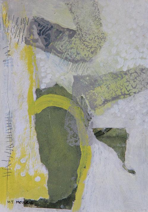 Mary-Jane Morris, Water weather IX (2019).  R950.00