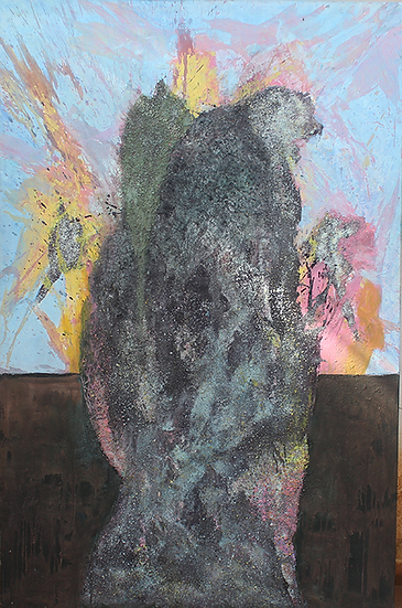 Pascual Tarazona, The Way VIII, n.d. (front).  R22000.00 for double work