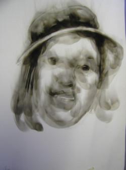 Diane Victor, Smoke head #15