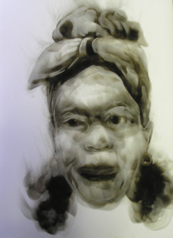 Diane Victor, Smoke head #12
