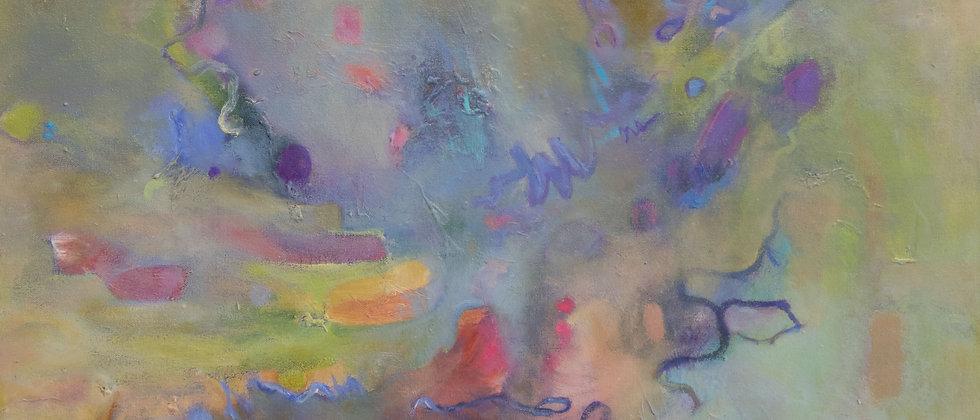 Mary-Jane Morris, Birdsong (2018-2020).  R4000.00