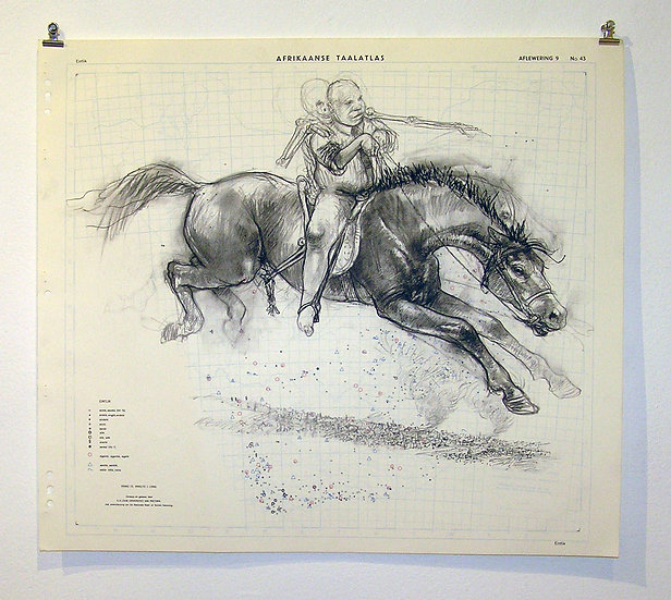 Diane Victor, Outrider, 2009.  R28000.00