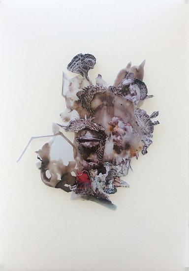 Simone Redman, Internally Nocturnal (2020).  R2600.00