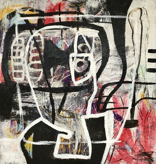 Maico Camilo, Lost within my Own Self 4, 2020. R90 000.00 Vat incl.