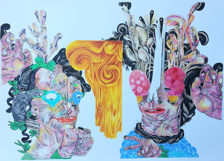 Marlise Keith, The bones know, 2021. R23 000.00 VAT incl.