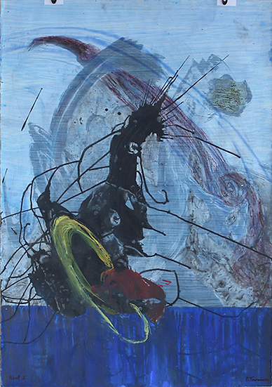 Pascual Tarazona, Azul I, n.d.  R4200.00