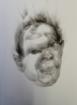 Diane Victor, Smoke head #22