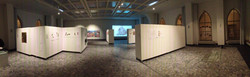 Nomad bodies exhibition view, 2014