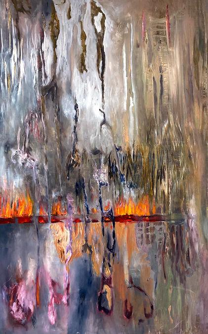 Elfriede Dreyer, Fire room, 2021.jpg
