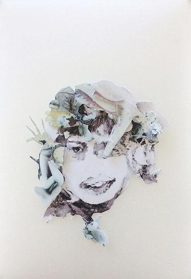 Simone Redman, Botanically unhinged (2020).  R2600.00