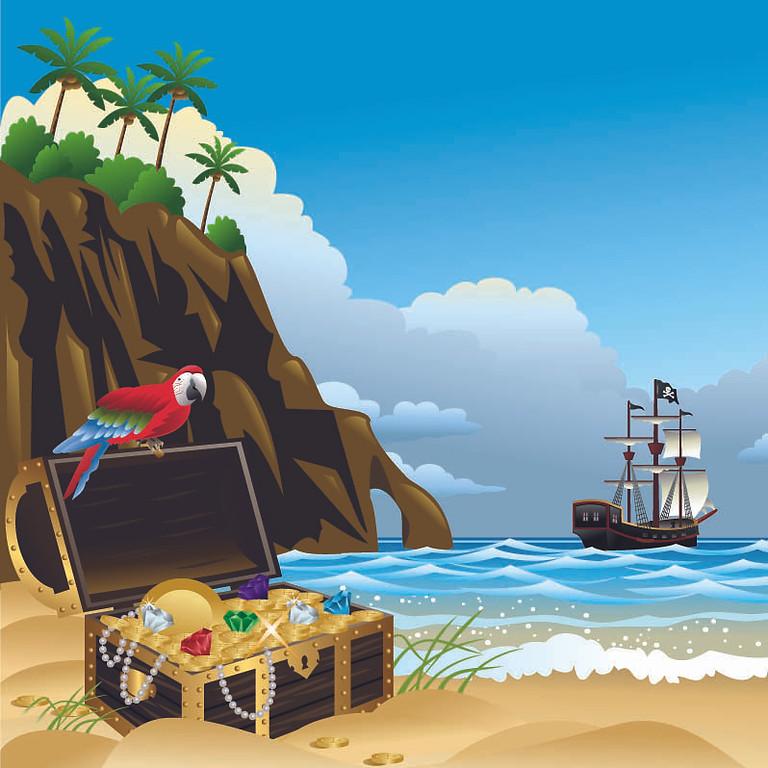 Treasure Island Friday Evening