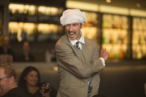 'Faulty Towers Dinning Experience' - Interactive Theatre
